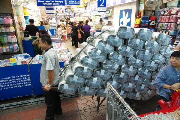 Sackkarre Chinatown Bangkok