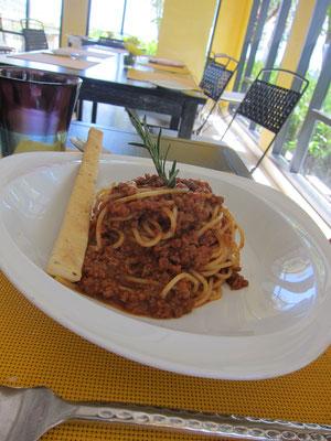 Limoncello Spaghetti Bolognese