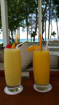 Malati Bar Fruchtshakes