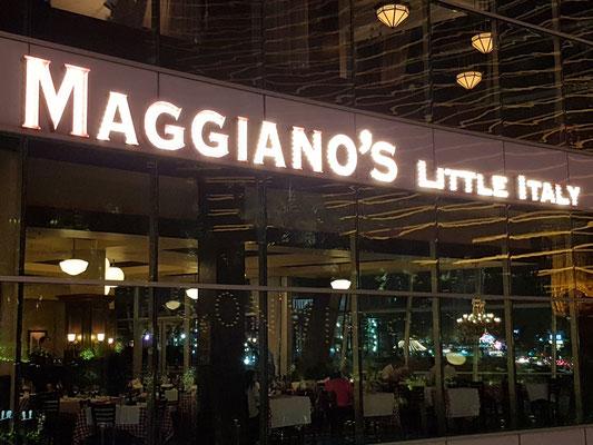 Maggiano`s Las Vegas