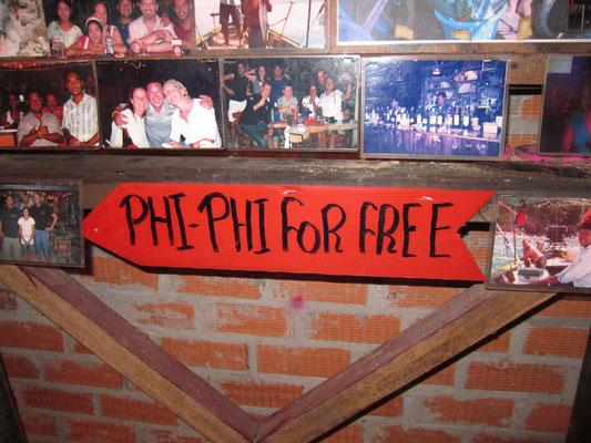 Pak Piranha Bar Khao Lak