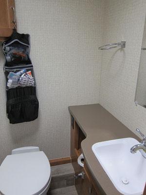 Perseus Toilette