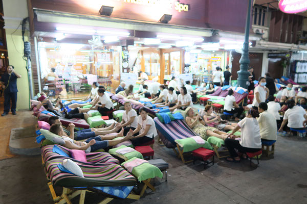 Khao San Road Massage