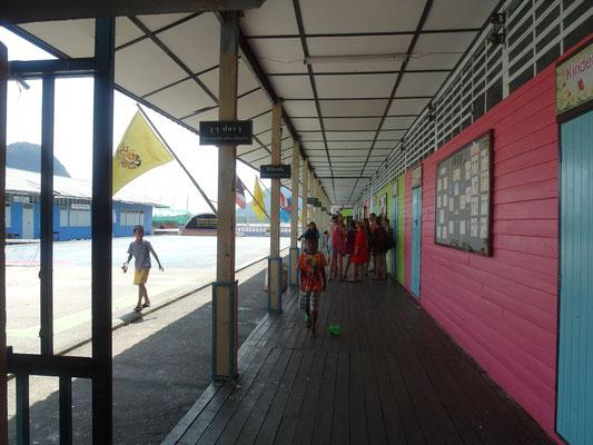 Stelzendorf Koh Panyee Schule