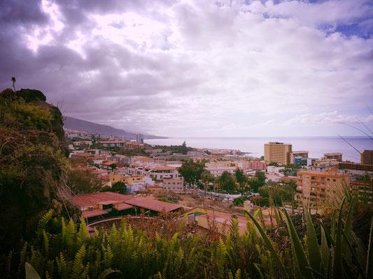 Panorama Alberto`s Bar Puerto de la Cruz