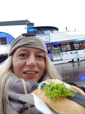 bestes Fischbrötchen in Hamburg