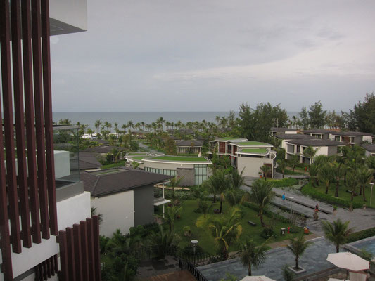 Balkon Novotel PhuQuoc
