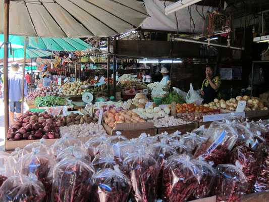 Klong Toey Markt