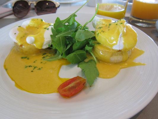 U Sathorn Frühstück