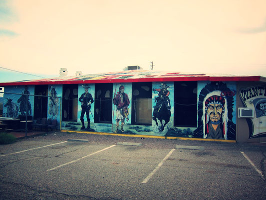 Last Stop Arizona
