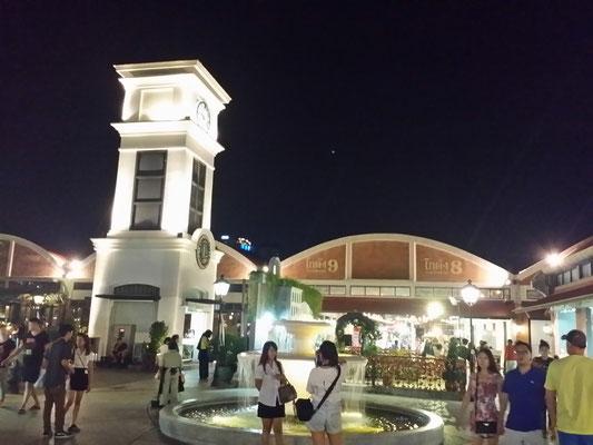 Asiatique Nachtmarkt Bangkok