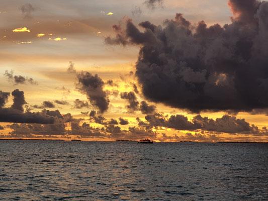 Amari Havodda Sunset