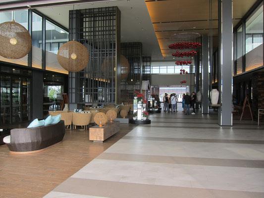 Lobby Novotel Phu Quoc