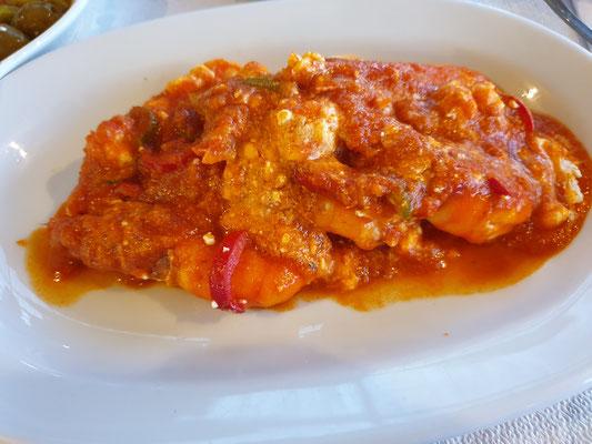 Ta Votsalakia Kos / best Shrimp Saganaki