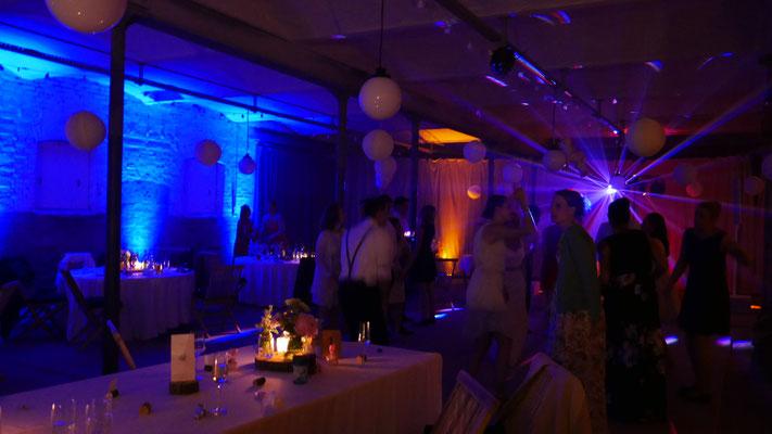 DJ Hochzeit Gut Boltenhof