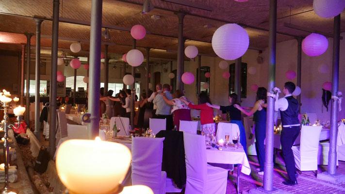 Hochzeit mit DJ Tanke im Ochsenstall