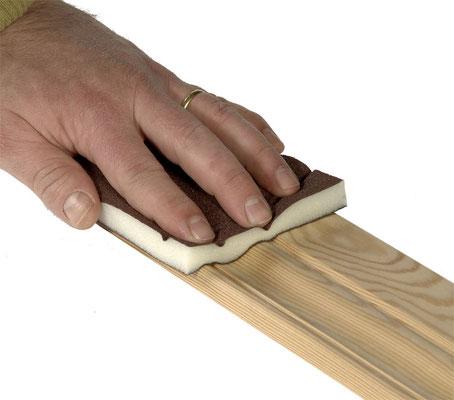 Flexifoam Red Soft Pad