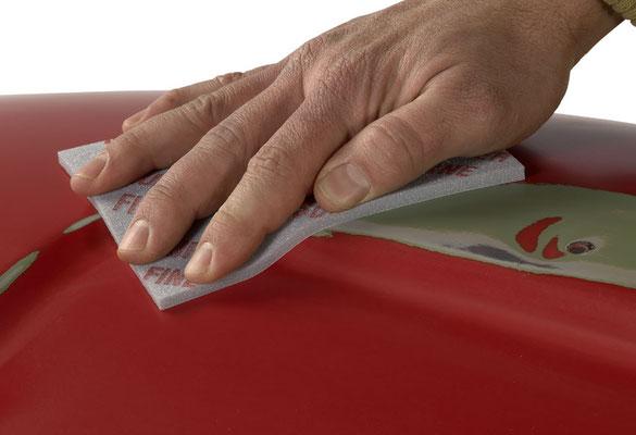 Flexifoam Red Soft Roll