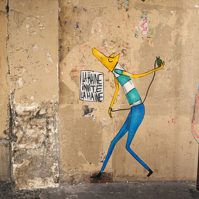 parris (photo: 10 000 pas street art