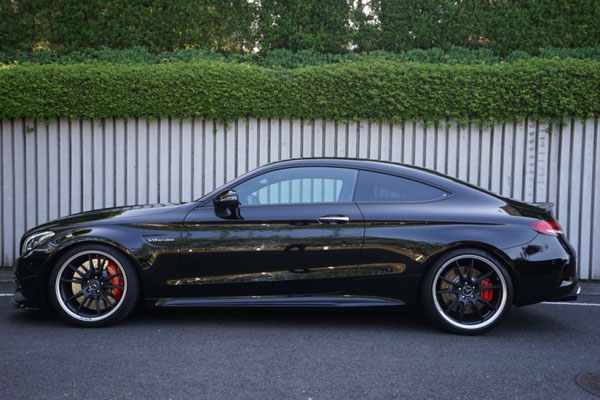 216 mercedes benz amg c63s coupe ax 39 le trading. Black Bedroom Furniture Sets. Home Design Ideas