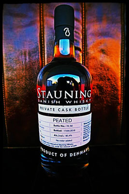 Stauning Private Cask 287 Peated
