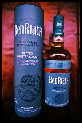 BenRiach - Peated Quarter Cask