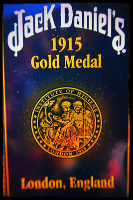 Gold Medal Series 1915 - Bottle #5