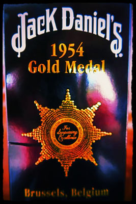 Gold Medal Series 1954 - Bottle #6