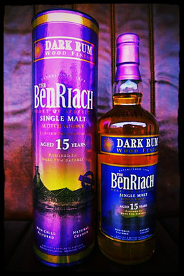 BenRiach - 15 Years Dark Rum