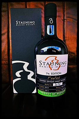 Stauning 2012 Peated 7th Edition