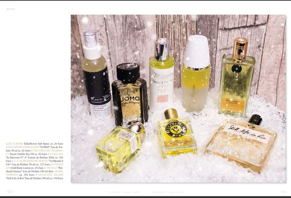 NICOLAI in: HARVEST MAGAZIN Winter 2016/2017, S.41.