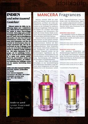 MANCERA in: TOP Magazin Nürnberg, Würzburg.