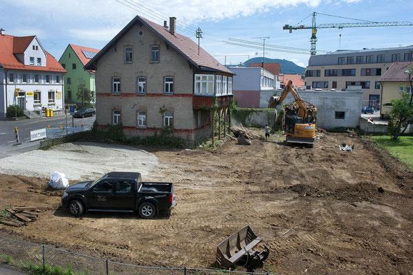 Mössingen, Bahnhofstr. 11; Foto © Dr. Klaus Franke 02.07.2016