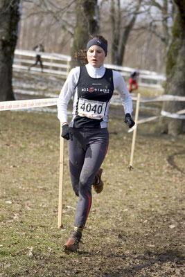 Livia Burri  |  Cross-EM  |  5000m U20 EM