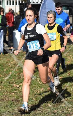 Kathron Ziegler  800m + 1500m