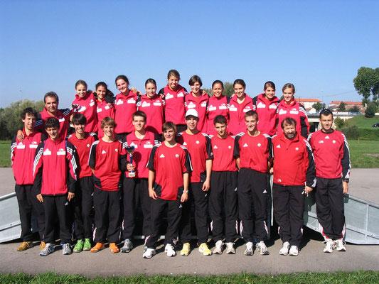 Equipe Nationale Jeunes Route Suisse   |   Cadre Fondation Franziska Rochat-Moser