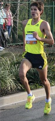 Clint Perret  |  Marathon  2:17.24