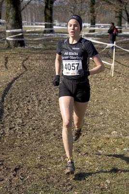 Astrid Leutert  |  Cross-EM  |  5000m U20 EM