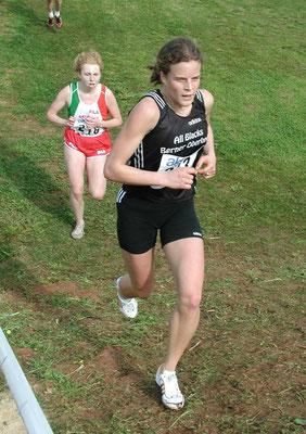 Nadine Imoberdorf  800m