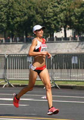 Renate Wyss     Marathon 2:40.54   WM-Teilnehmerin Moskau 2013