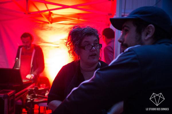 LeSirk - Risk Party - Boulodrome Dijon - Le Studio des Songes - Anne-Sophie CAMBEUR