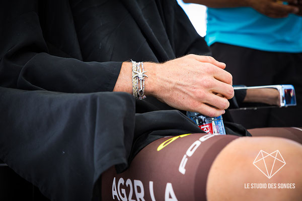 Tour de France 2016 - Lundi 18 juillet 2016 -Etape 16 - Moirans-en-Montagne - Julien Joubert Barbier - Romain BARDET