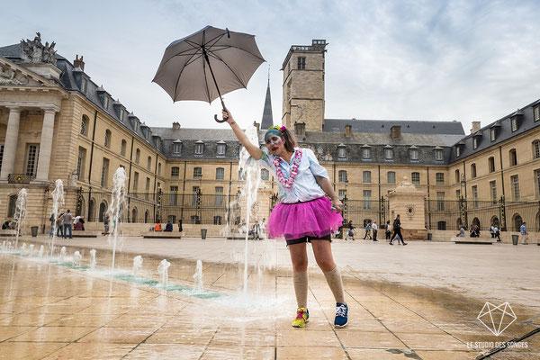 EVJF - Séance photo EVJF - enterrement vie de jeune fille à Dijon - Anne-Sophie Cambeur photographe - Le Studio des Songes