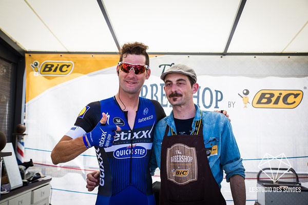 Tour de France 2016 - Lundi 18 juillet 2016 -Etape 16 - Moirans-en-Montagne - Julien Joubert Barbier