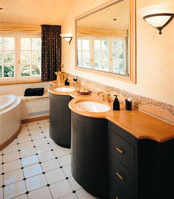 Bild: Badezimmerschrank,Schreinerei korpus-schranksysteme Moers