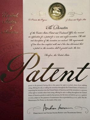 Patentschrift I-am-brella