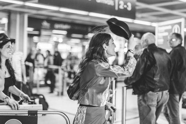 aéroport saint-aignan-de-grand-lieu  photographe mariage evjf franco espagnol nantes orlane-photos.com