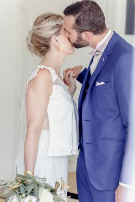 mariage pornic J & P orlane boisard photographe