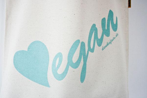 Vegane Schultertasche