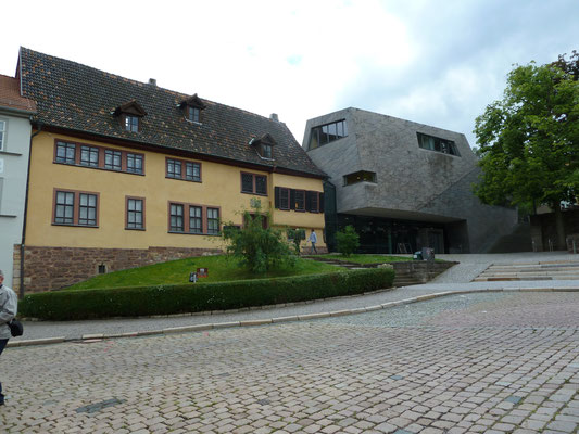 Foto: Frank Rockstuhl / Eisenach / Bach Haus